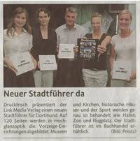 Zeitungsartikel Dortmund